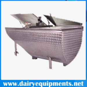 Bulk milk Chillers Manufacturer