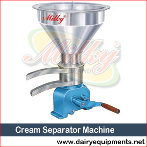 Cream Separator Machine Supplier