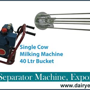 Cream Separator Machine Exporter