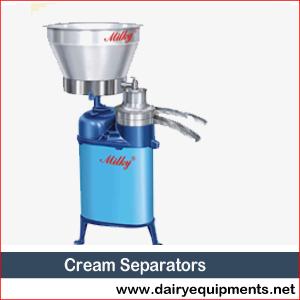 Cream Separators