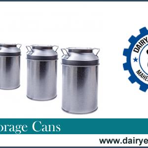 Milk Storage Cans