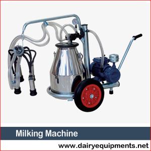 Milking Machine Manufacturer