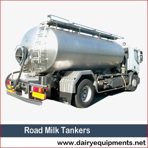 Road Milk Tankers