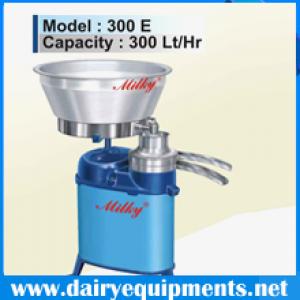 automatic cream separator machine