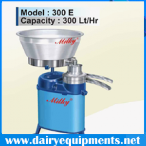 automatic cream separator machine