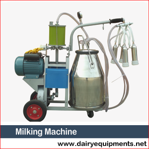 Milking Machine India