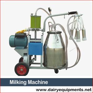 Milking Machine India