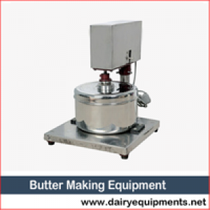 Butter Making Equipment