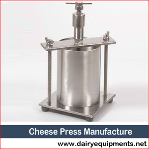 Cheese Press Manufacture