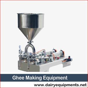 Ghee Making Equipment