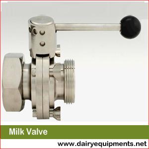 Milk Valve