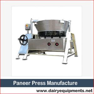 Paneer Press Manufacture