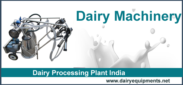 Dairy Machinery