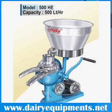 Dairy Equipments