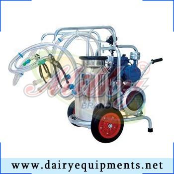 single-cow-milking-machine