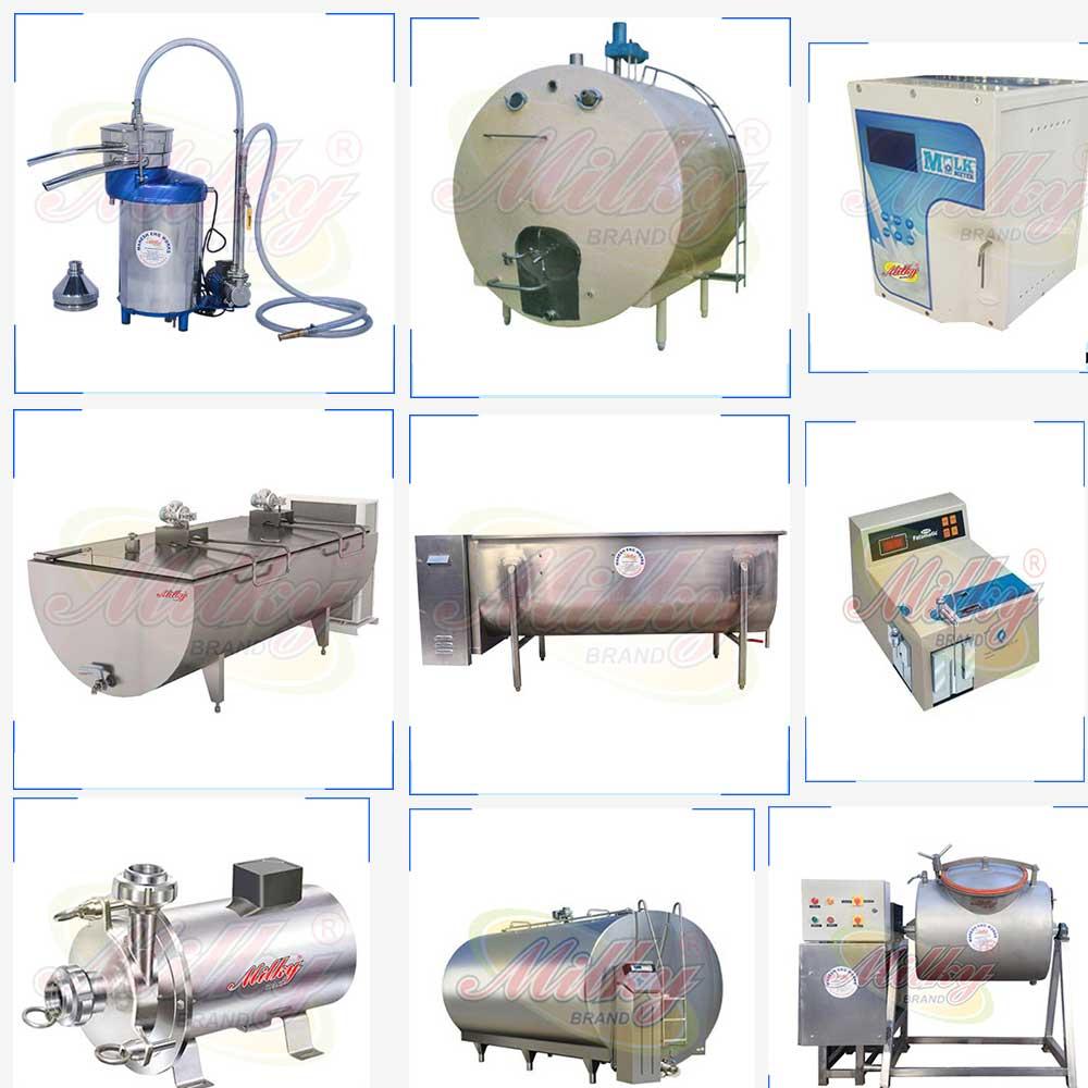 Dairy Equipments